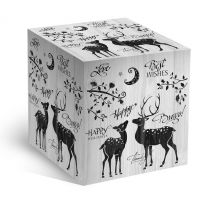 Коробка под кружку Олени