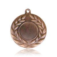 Медаль HB078 бронза D50мм, D вкладыша 25мм