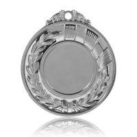 Медаль HB102 серебро D50мм, D вкладыша 25мм