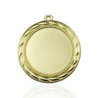 Медаль корпусная MK167a золото D медали 70мм, D вкладыша 50мм