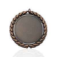 Медаль корпусная MK93c бронза D медали 70мм, D вкладыша 50мм