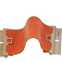 Оснастка для печати для конусных кружек 480 мл красный силикон