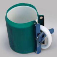 Оснастка для печати для кружек 330мл зеленый силикон